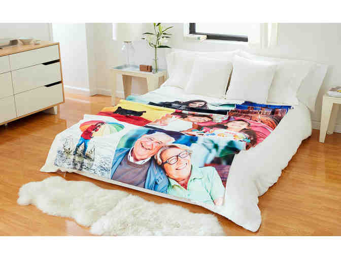 Collage.com | 50'x 60' Fleece Photo Blanket Gift Card