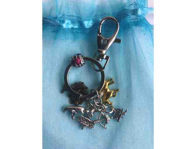 Charmed, I'm Sure - 'Bit of Everything' Bag/Purse Charm