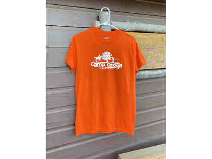 Camp Cavell Gear - Orange SMALL Shirt