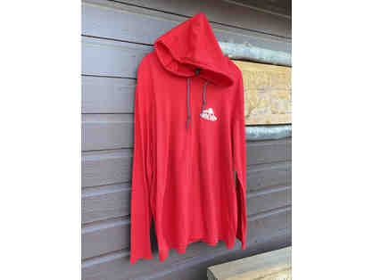 Camp Cavell Gear - Red XL Long Sleeve