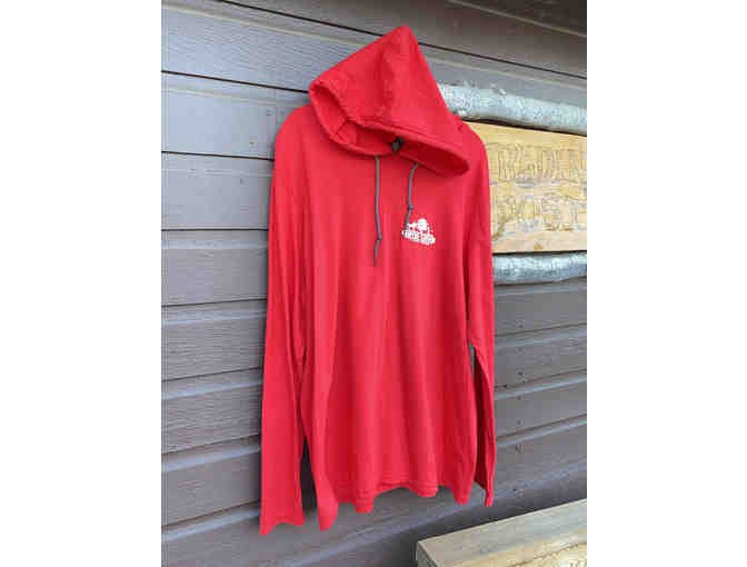 Camp Cavell Gear - Red XL Long Sleeve - Photo 1