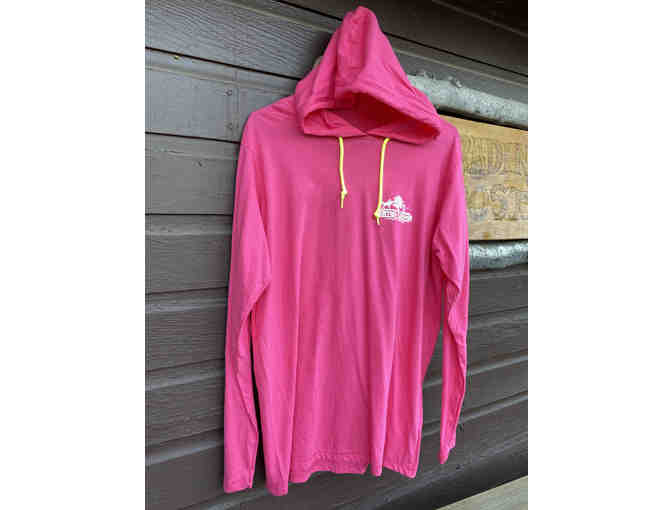 Camp Cavell Gear - Pink LARGE Long Sleeve - Photo 1