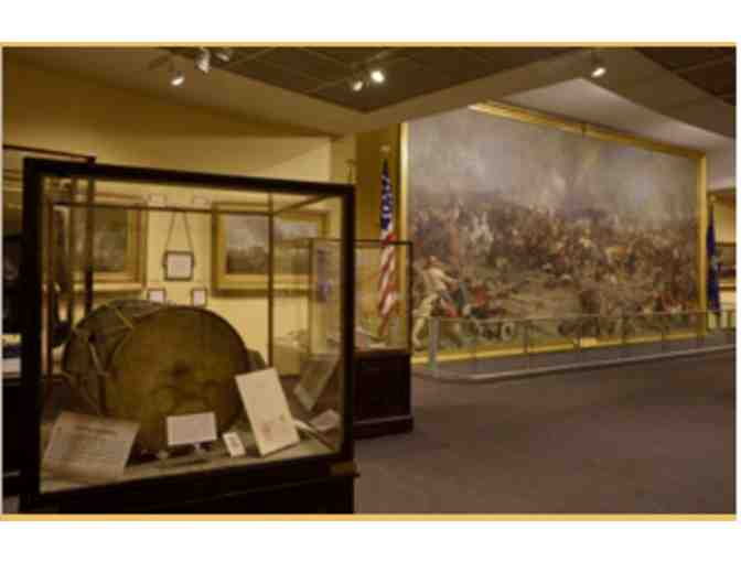 Admissions to PA State Museum in Harrisburg