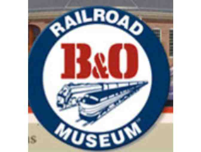 B and O Railroad Museum - Baltimore MD