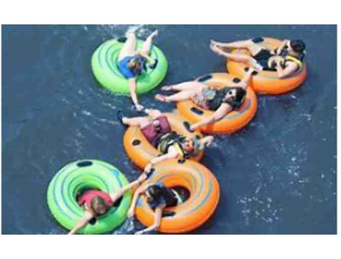 Delaware River Tubing for Two