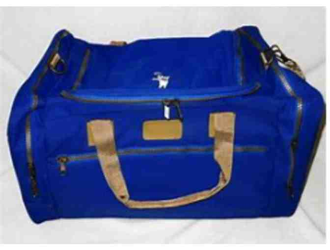 Large Blue Tote with Pillsbury Emblem