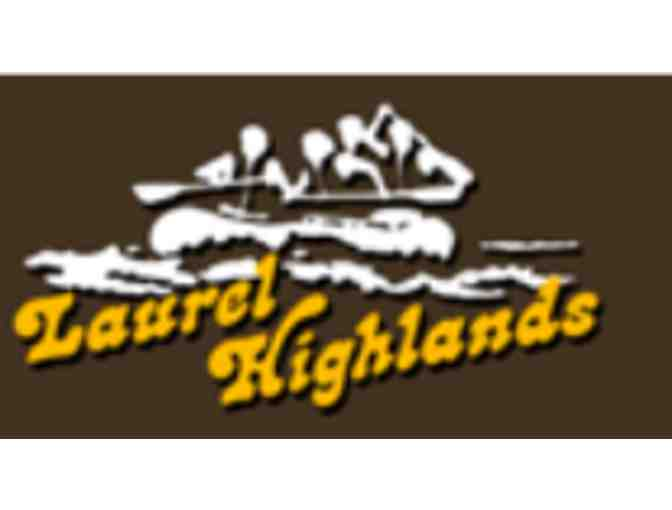 Laurel Highlands Rafting Trip - 1 Person