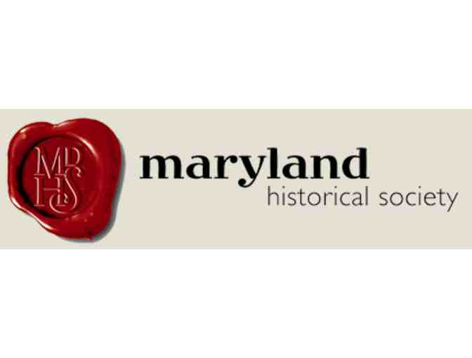 Maryland Historical Society - Family Membership