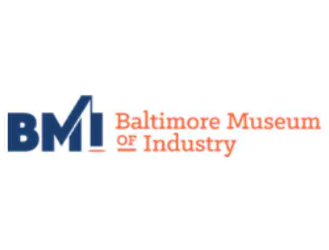 Baltimore Museum of Industry - MD