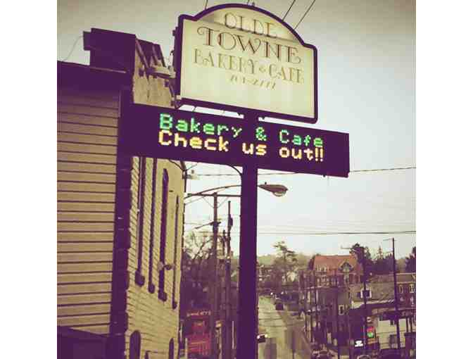 Olde Towne Bakery and Cafe Gift Certificate