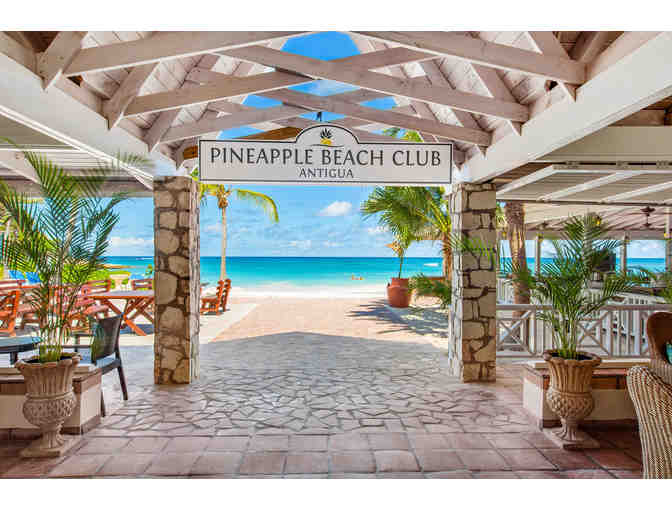 Trip to Pineapple Beach Club, Antigua