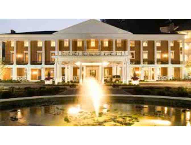 Night at Bedford Springs Resort