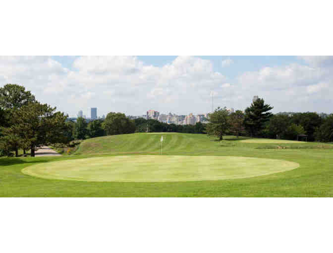 Golf Outing at Schenley Park