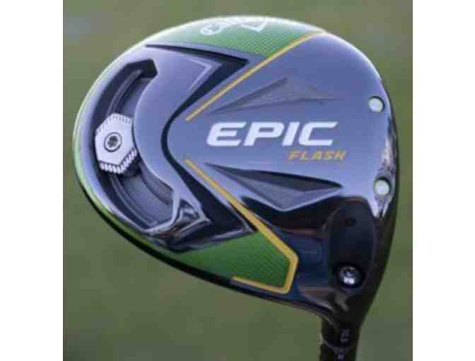 Callaway Epic Flash Driver Golf Club