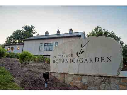 Pittsburgh Botanic Garden Tickets