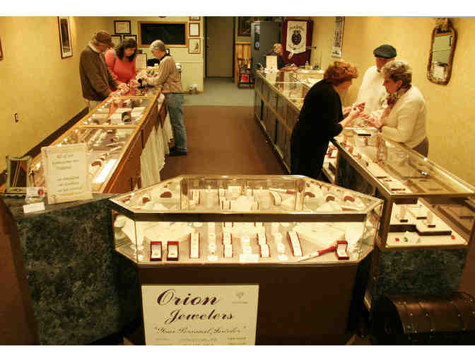 Find Your 'Sparkle' at Orion Jewelers