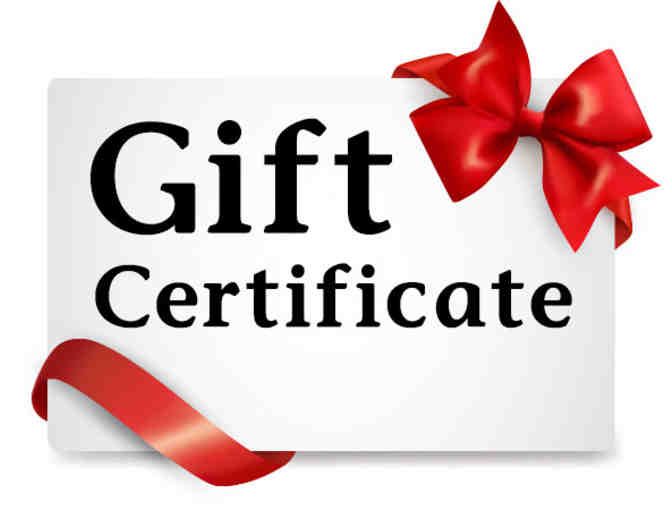 D'Arc's Pizza Gift Certificate