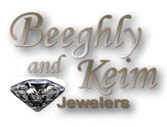 Beeghly and Keim Jewelers Gift Certificate