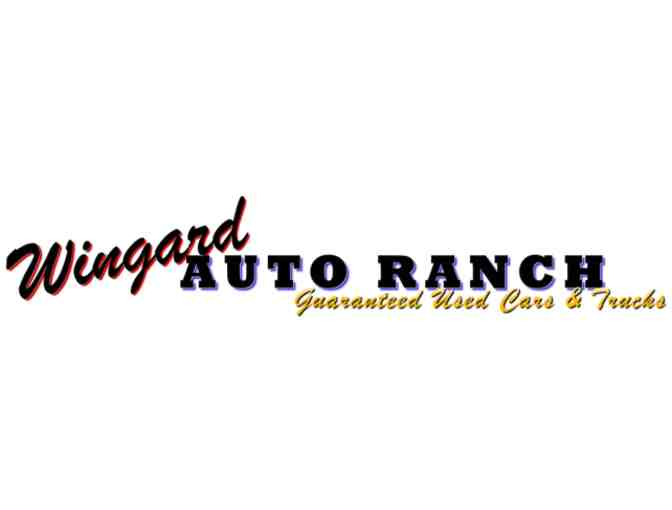 Wingard Auto Ranch Oil Change