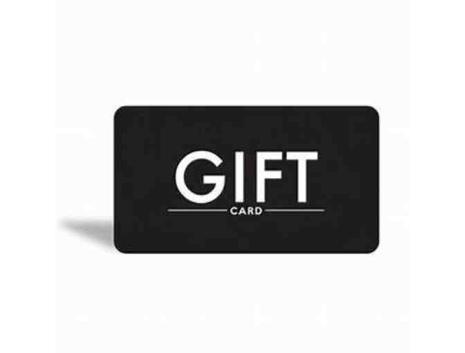 Connections Cafe Gift Certificate