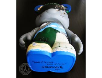 Custom LOST Vinylmation Figure: 'Man of Science, Man of Faith' (by Annemarie Brown)