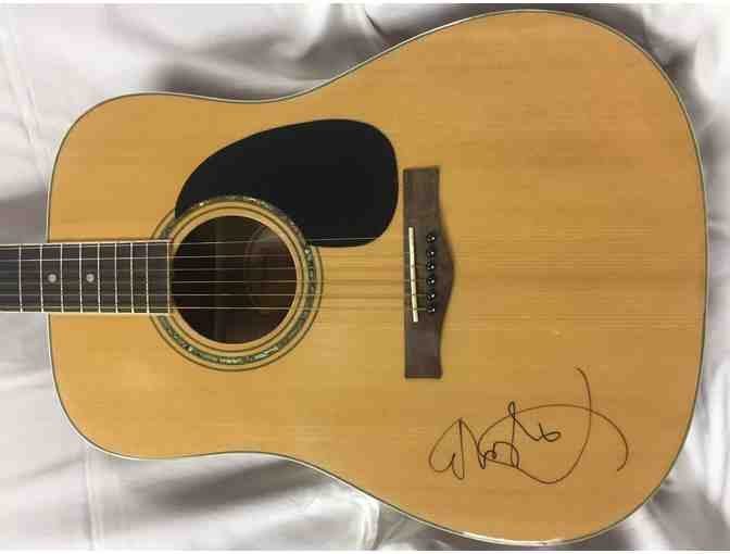 Autographed Taylor Swift Guitar