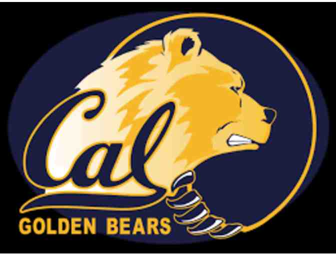 Cal Berkeley Mens Basketball vs Stanford - 4 Tickets