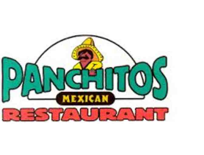 $30 Gift Certificate to Panchitos Restaurant - Photo 1