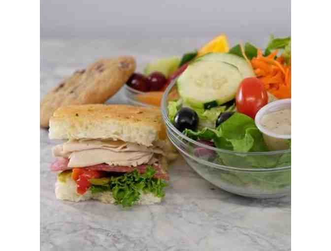 12 Gourmet Lunch Boxes by Delicious! Catering - Photo 1