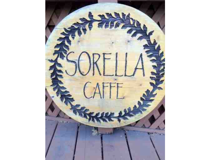 $50 Gift Certificate to Sorella Caffe - Photo 1