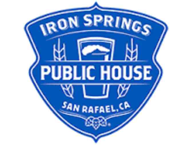 $50 Gift Certificate to Iron Springs Pub and Brewery - Photo 1