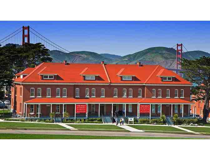 4 tickets to the Walt Disney Family Museum - Photo 1