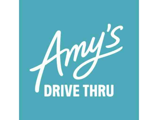 $50 Gift Certificate For Amy's Drive Thru - Photo 1