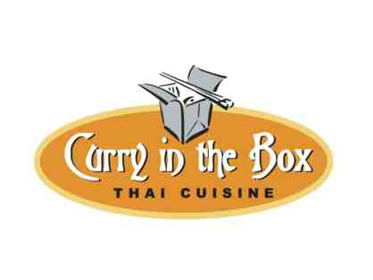 Curry in the Box $10 Gift Certificate