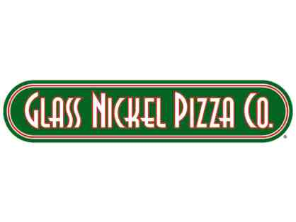 Glass Nickel Pizza $25 Gift Card