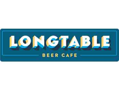 Longtable Beer Cafe $25 Gift Certificate