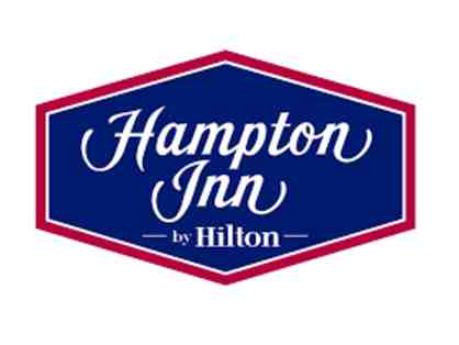 Hampton Inn & Suites Downtown 1 Night Stay
