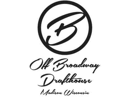 Off Broadway Drafthouse $25 Gift Card