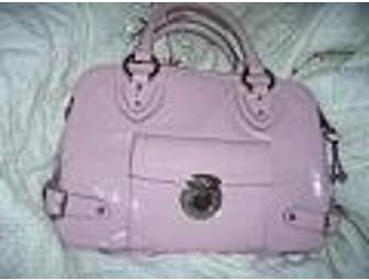 Marc Jacobs'Elise' Handbag in Rose Patent Leather