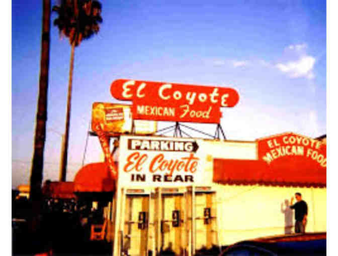 $50 El Coyote Gift Card - Photo 1