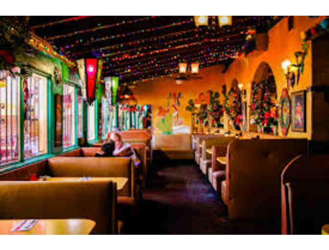 $50 El Coyote Gift Card - Photo 2