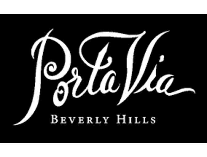 $100 Gift Certificate to Porta Via in Beverly Hills - Photo 1