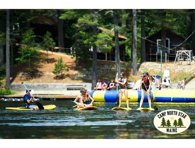 $2,750 Gift Card to Camp North Star Maine - Photo 1