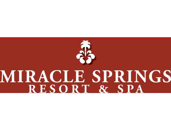 2 Nights/ 3 day Weekday Stay at Miracle Springs Resort and Spa - Photo 1