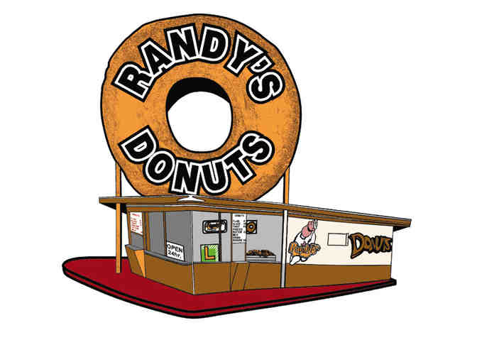 $40 Gift Certificate to Randy's Donuts - Photo 1