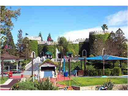 2 Passes for A Round of Miniature Golf at Castle Park in Sherman Oaks!