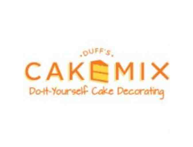 Decorating session for 2 at Duff's Cakemix - Photo 1