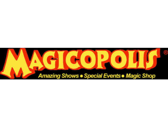 10 tickets for an evening of magic at Magicopolis - Photo 1