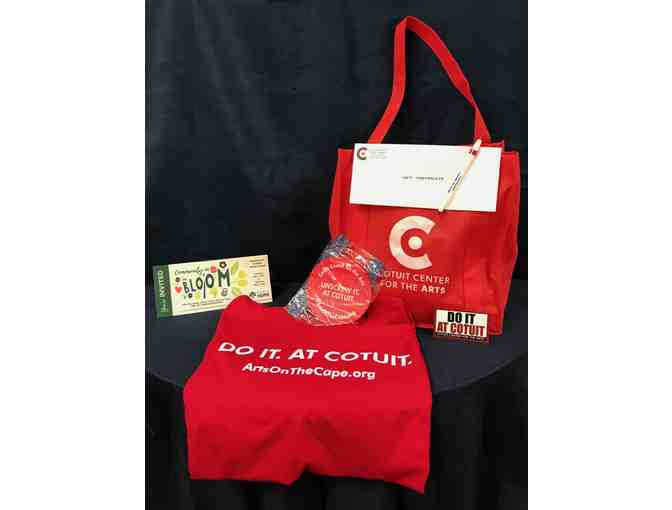 Cotuit Center for the Arts Tickets & Swag Bag (1st of 2 Available) - Photo 1