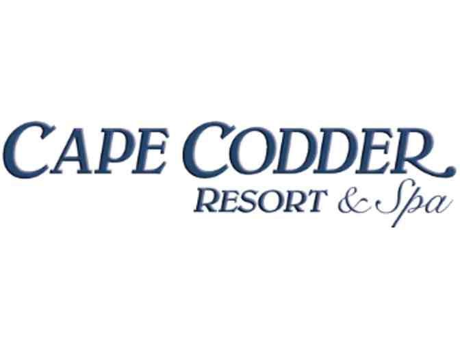 One Night Stay at the Cape Codder Resort & Spa